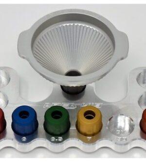 Area 419 Aluminum Powder Funnel Master Kit