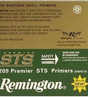 Remington Premier STS Primers #209 Shotshell