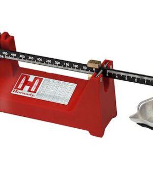 Hornady Balance Beam Mechanical Powder Scale 500 Grain Capacity