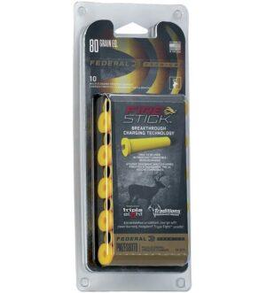 Federal Premium FireStick Muzzleloading Charge Hodgdon Triple Eight Black Powder Substitute