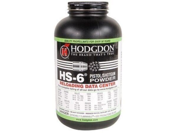 Hodgdon HS6 Smokeless Gun Powder