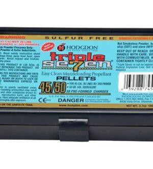 Hodgdon Triple Seven Black Powder Substitute 45 Caliber 50 Grain Pellets Pack of 50