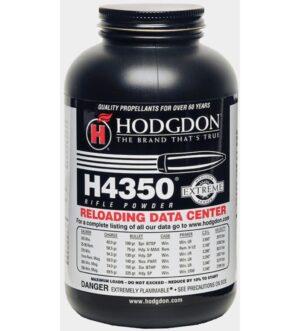 Hodgdon H4350 Smokeless Gun Powder
