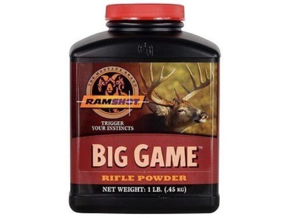 Ramshot Big Game Smokeless Gun Powder