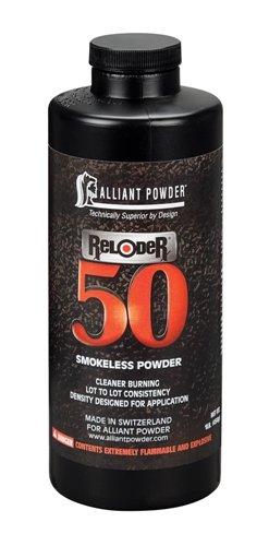 Alliant Reloder 50 Smokeless Gun Powder