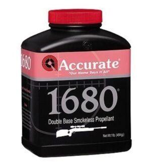 Accurate 1680 Smokeless Gun Powder