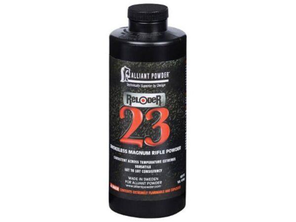 Alliant Reloder 23 Smokeless Gun Powder
