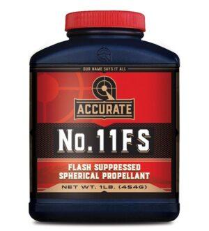 Accurate No. 11FS Smokeless Gun Powder