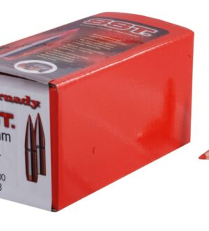 Hornady SST Bullets 264 Caliber, 6.5mm (264 Diameter) 123 Grain InterLock Polymer Tip Spitzer Boat Tail Box of 100