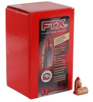 Hornady FTX Bullets Flex Tip eXpanding