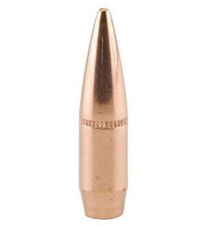 Factory Second Bullets 22 Caliber (224 Diameter) 62 Grain Full Metal Jacket Box of 1000 (Bulk Packaged)