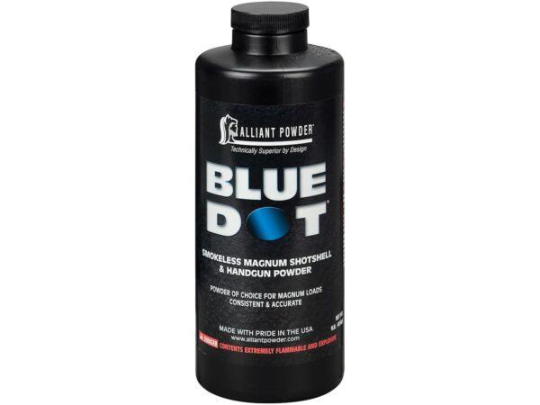 Alliant Blue Dot Smokeless Gun Powder