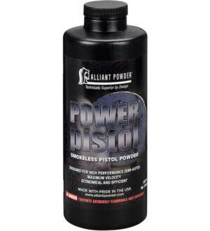 Alliant Power Pistol Smokeless Gun Powder